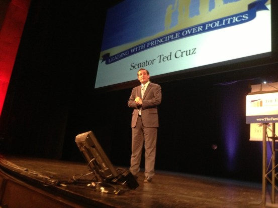 Ted Cruz The FAMiLY Leadership Summit