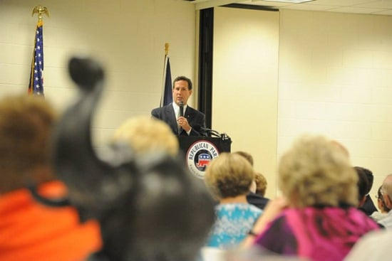 rick-santorum-lyon-county