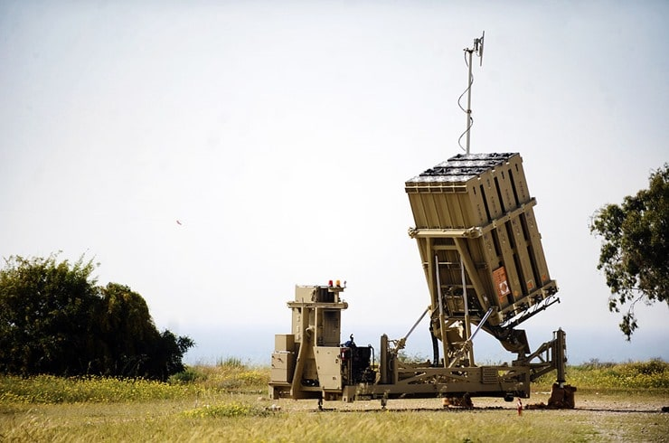 IDF-Iron-Dome-Battery-Deployed-Near-Ashkelon