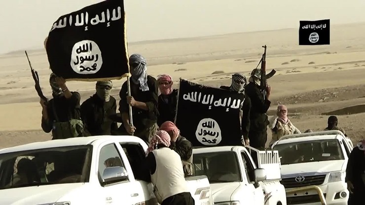 ISIS-Iraq