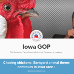Iowa GOP Launches BraleyChicken.com