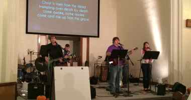 Grace Fellowship of Des Moines Worship Team