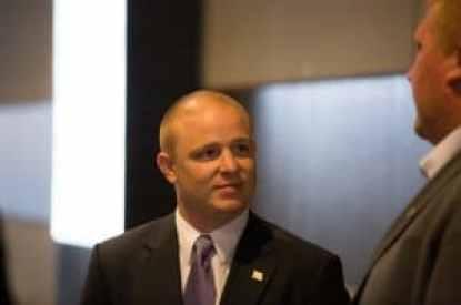 Drew Klein, AFP Iowa State Director Photo credit: Doug Gardner