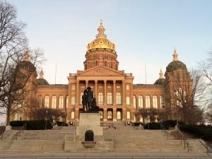 Iowa State Capitol December 2014