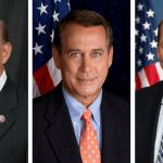 Gohmert, Yoho Challenge Boehner for Speaker's Gavel