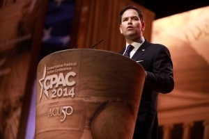 Marco Rubio at CPAC 2014 Photo credit: Gage Skidmore