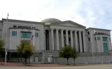 Alabama Supreme Court BuildingPhoto credit: Jeffrey Reed (CC-By-SA 3.0)