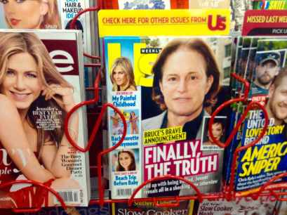 Questions about Bruce Jenner belong in tabloids, not the 2016 race.Photo credit: Mike Mozart (CC-By-2.0)