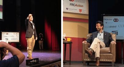 Cruz and Jindal shined at The FAMiLY Leadership Summit