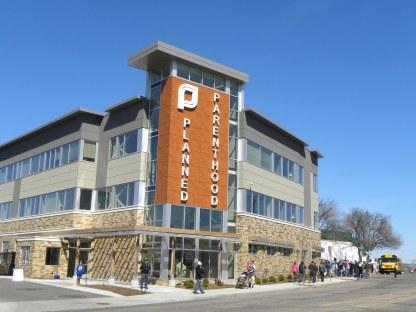 Planned Parenthood Clinic in St. Paul, MNPhoto credit: Fibonacci Blue (CC-By-2.0)