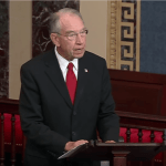 Grassley and McConnell's Only Job To Do With Obama's SCOTUS Pick