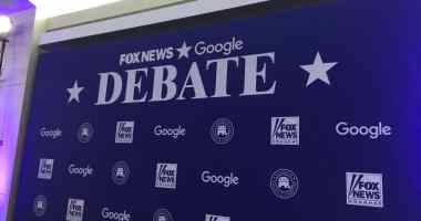 Fox News/Google GOP Presidential Debate in Des Moines, IA