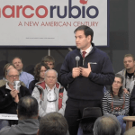 Marco Rubio Does Not Fight