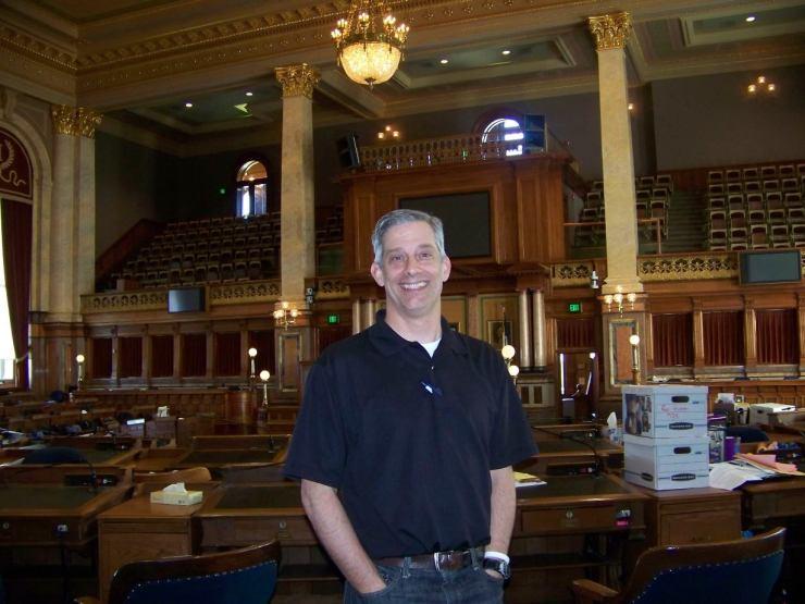 Is Jeff VanderDerWerff right for Iowa House District 4Photo credit: Jeff VanderDerWerff for House District 4