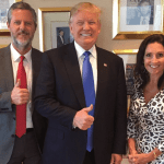 Jerry Falwell Jr.'s Unfortunate Picture with Donald Trump