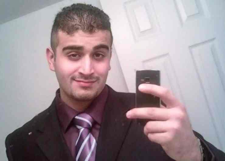 Orlando shooter Omar Mateen