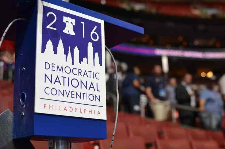 Photo credit: Democratic National Commitee