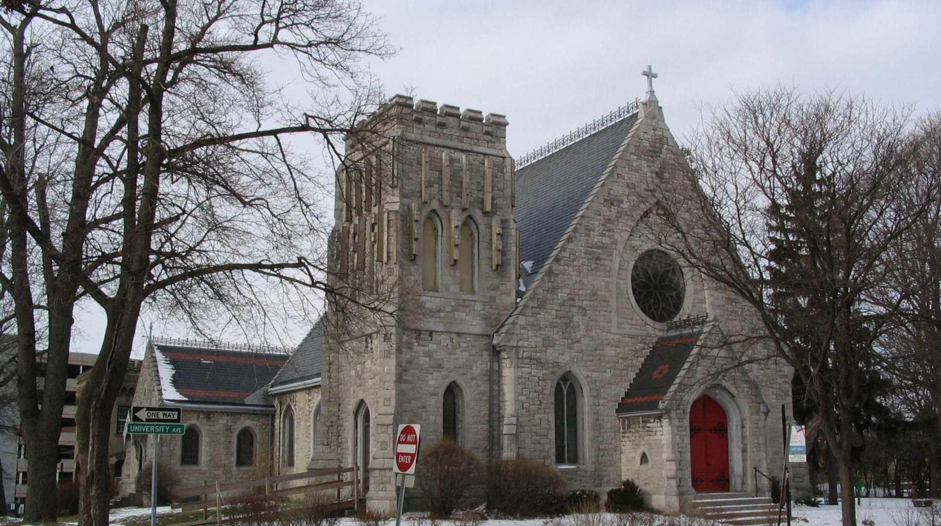 Grace Episcopal Church in Syracuse, NY