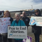 Des Moines Pro-Life Activists Join Nationwide Protest of Planned Parenthood