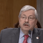 Senate Foreign Relations Committee Approves Branstad's Nomination