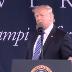 President Trump's Advice to Liberty University Graduates About Critics