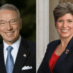 Ernst and Grassley Respond to Senate Passing GOP Tax Plan