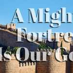 Soli Deo Gloria: A Mighty Fortress Is Our God