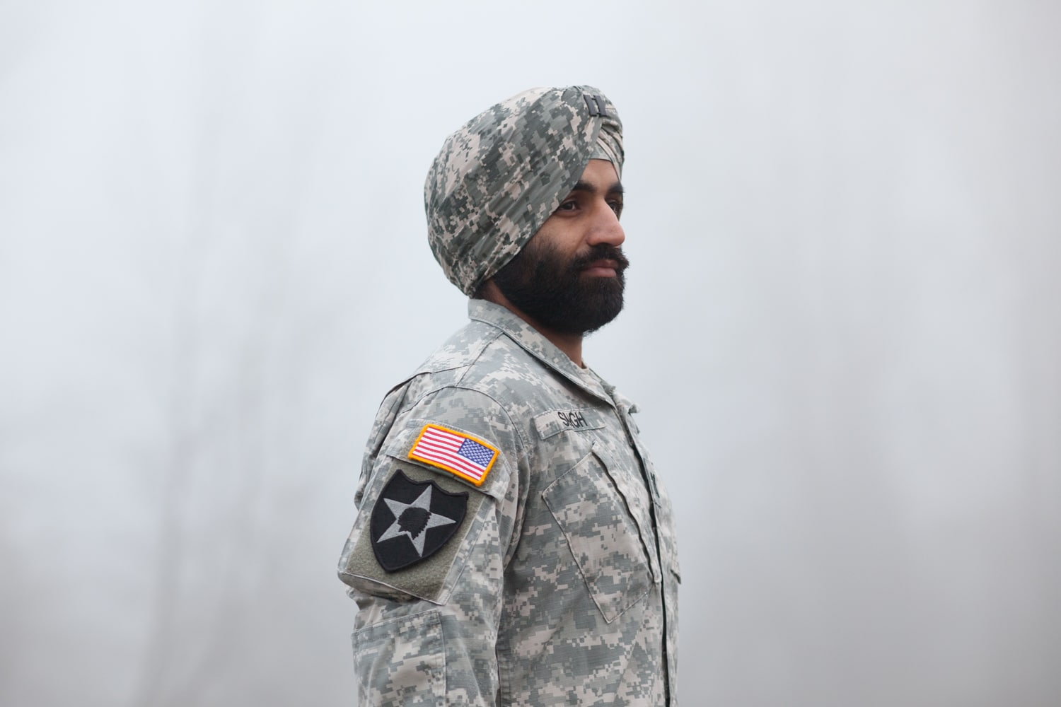"Decorated Army Captain Simratpal ""Simmer"" Singh is a devout Sikh who has finally prevailed against a three-decade ban preventing observant Sikhs from serving in the U.S. Army."