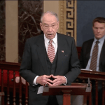 Grassley Speaks in Support of the Pain-Capable Unborn Child Protection Act