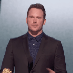 Chris Pratt Shares the Gospel