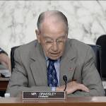 Grassley Discusses Immigration Enforcement and Family Reunification Efforts