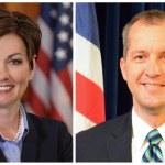 Iowa Farm Bureau Endorses Kim Reynolds, Mike Naig