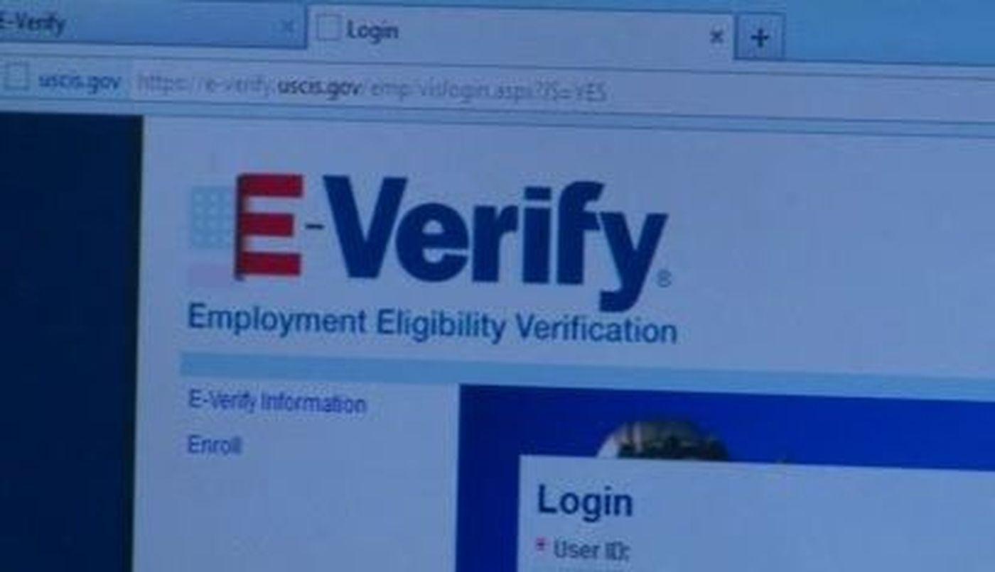 E Verify Program >> Iowa Senate Passes E Verify Caffeinated Thoughts