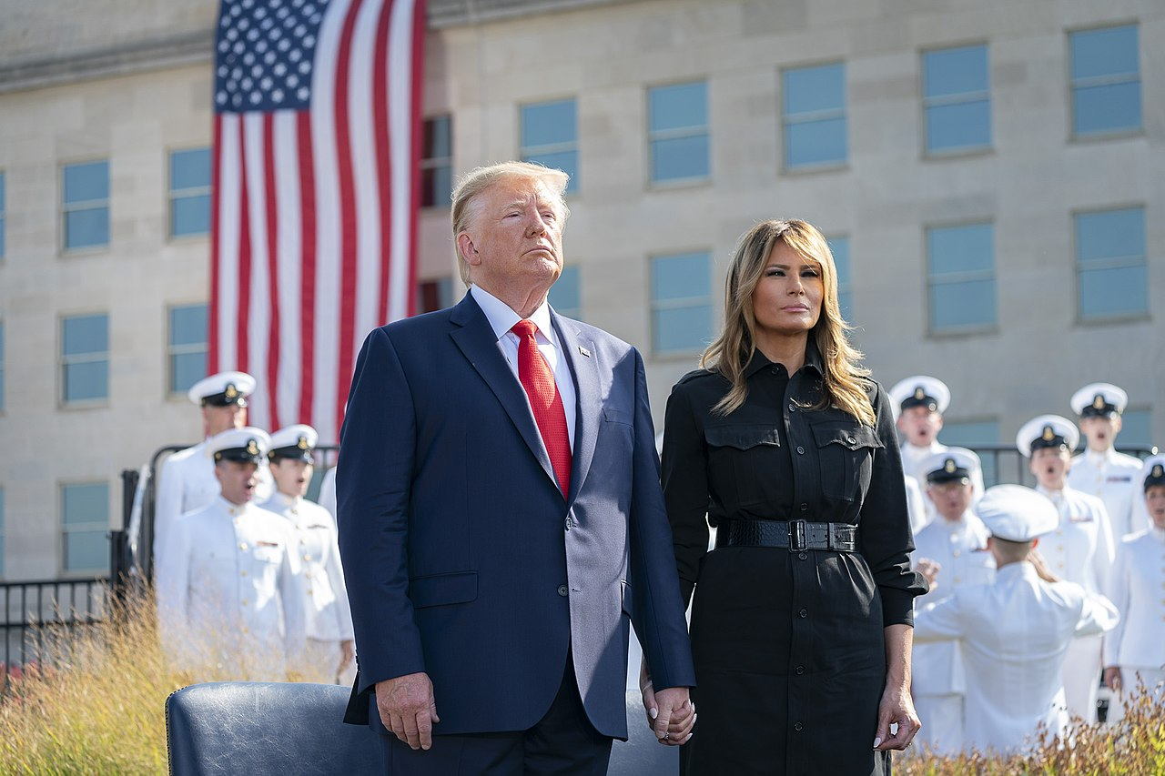Donald Trump, wife test positive for COVID-19