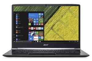 Holiday gift guide for bloggers: Acer Swift 5