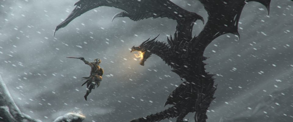 Video Games as Narrative High Art: Skyrim