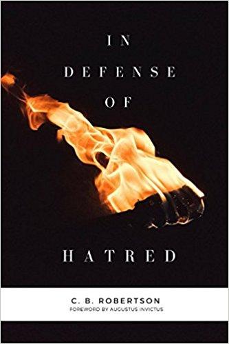 Heartiste Defends Hatred