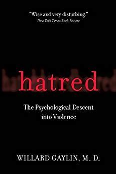 Hatred Isn't Fear