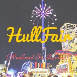 Hull Fair in England