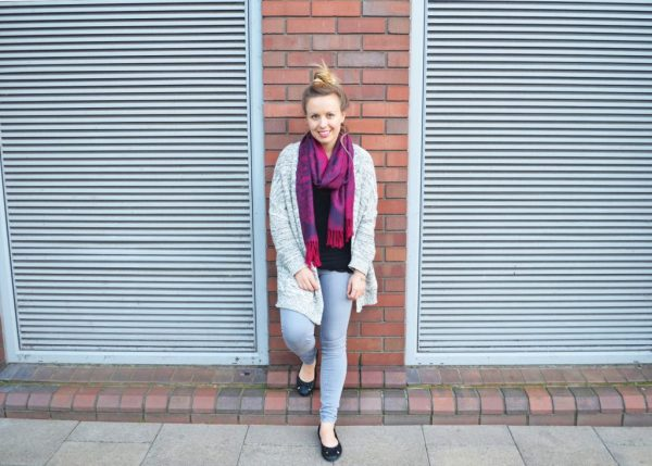 sweater, scarf, hull, city, style, ootd