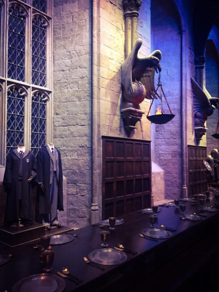 Great Hall, Harry Potter Studios
