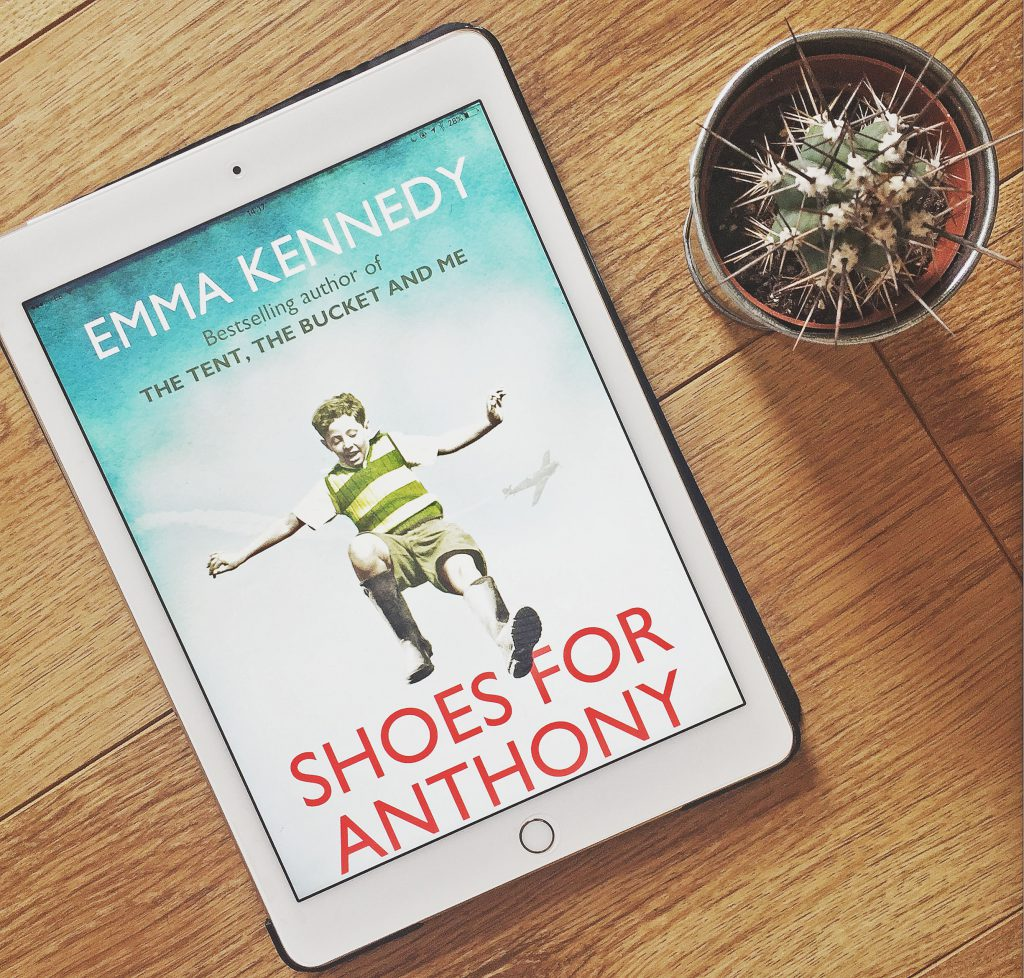 Book Corner - Shoes For Anthony by Emma Kennedy