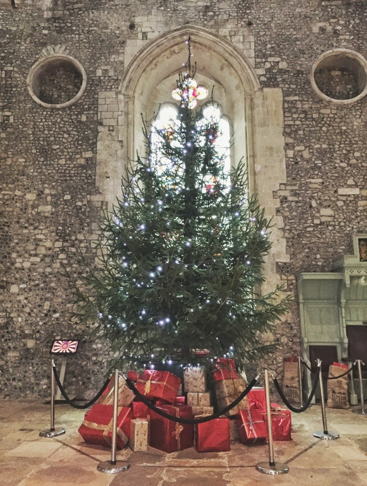 Winchester-Great-Hall-ChristmasProcessed with VSCO