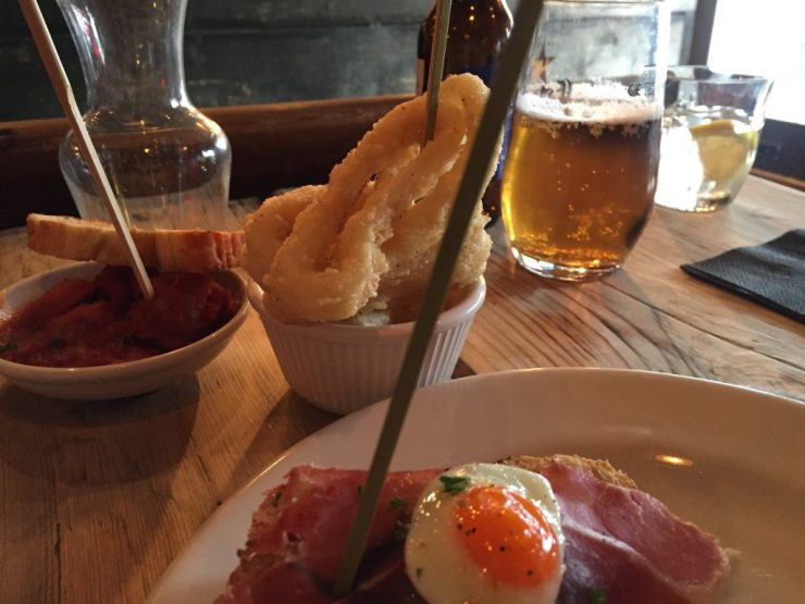 Delicious Tapas at Pix in London