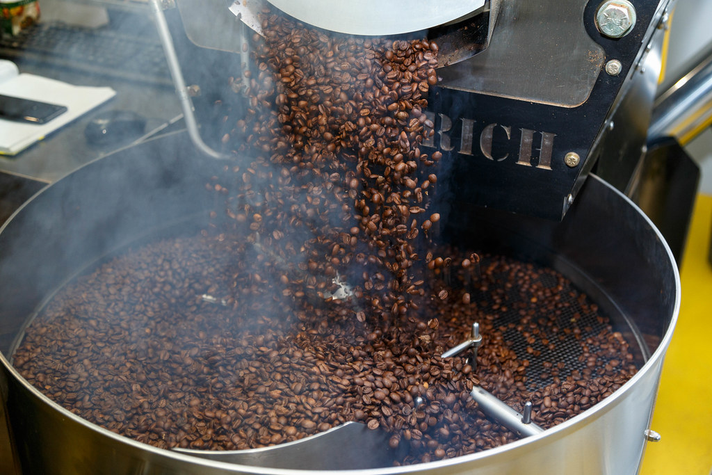 The explanations on why coffee bean roasting level matters