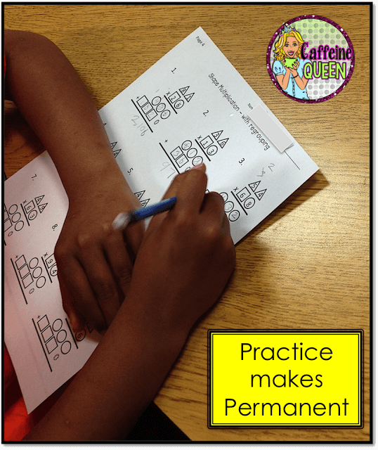 multiplication feels easier with a new visual strategy for students