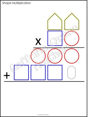 Best strategy for teaching multi-digit multiplication using organizers