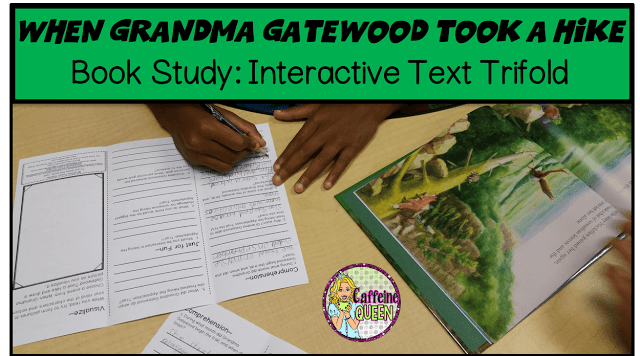 Students interact with text - read and learn - differentiated lessons