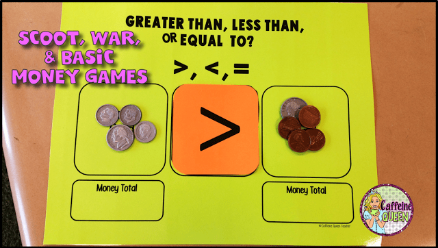 counting money games for student learning