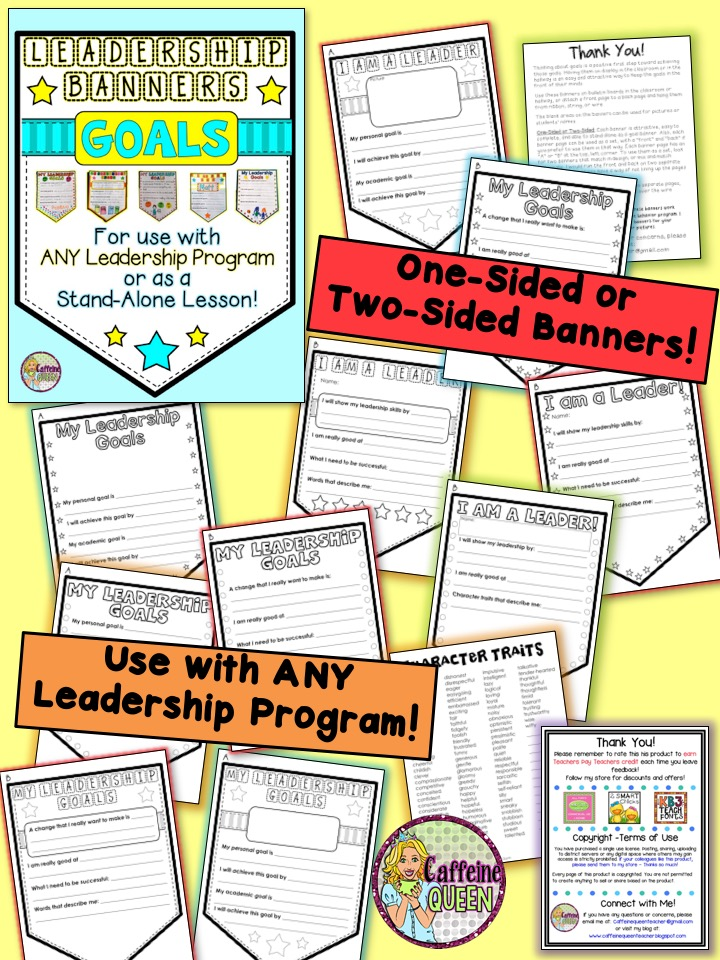 Leadership Training Banners Printable Free Banners